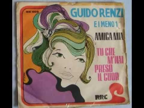 Guido Renzi - Amica Mia