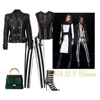H&M X Balmain Vol.I