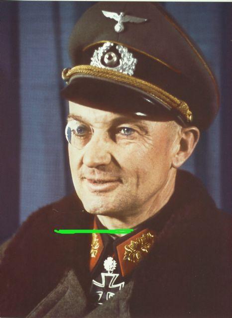 Generalfeldmarschall Walter Model