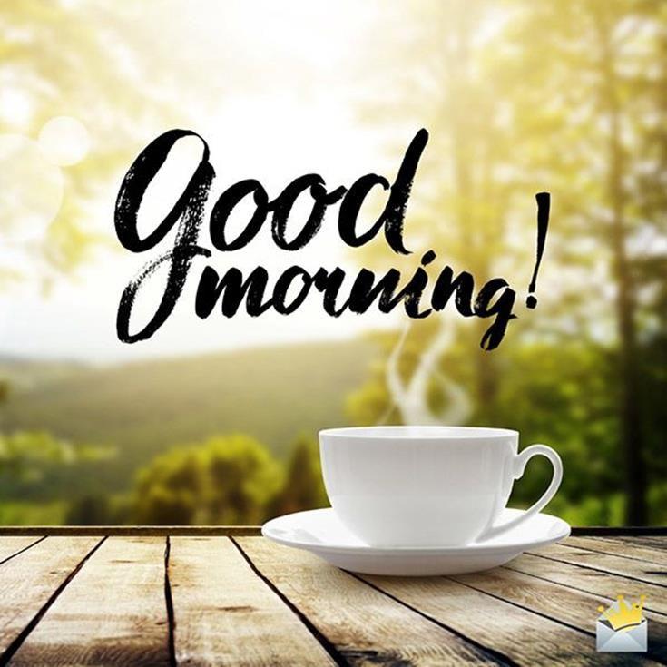 Красивые картинки с добрым утром на английском языке природа