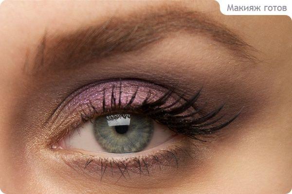 Праздничный макияж! Делаем большие глаза — Отзывы о косметике — Косметиста