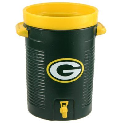 Green Bay Packers Green Water Cooler Cup