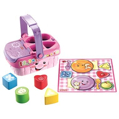 My baby girl loves it , the colors , the sounds , the shapes... she plays with it endlessly!  JCPenny has it TODAY ONLY for $9.60  Use coupon code 20FORYOU for %20 off. Shipping is free with in-store pickup.  #deopla #deal #daily #toys #gifts #moms #dads #coupon