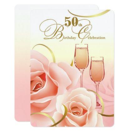 Best 20 50th birthday party invitations ideas on Pinterest