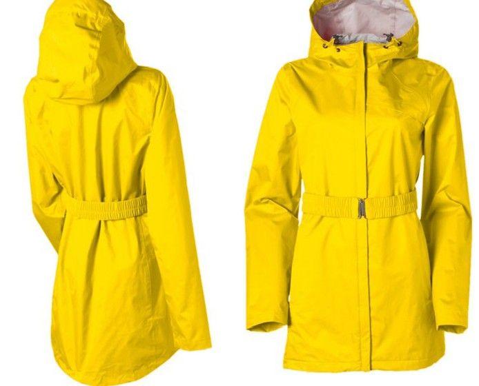930629 Hurtta Lifeguard Storm Хурта Светоотражающий плащ-дождевик Шторм с капюшоном для собак размер 45, желтый