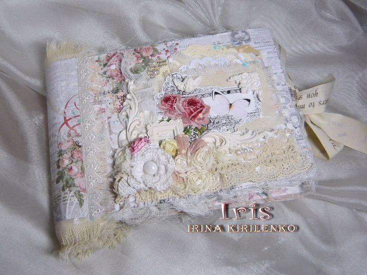 ♥ஜ♥ Шебби-альбом ♥ஜ♥ – 15 фотографий