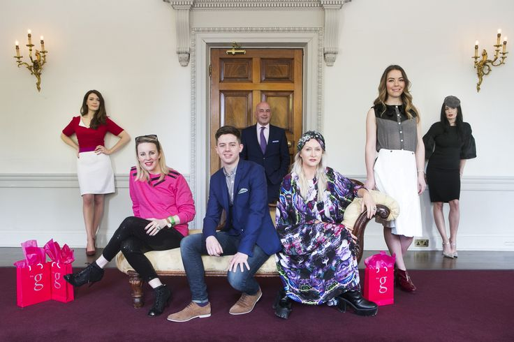 A selection of the amazing Irish designers showcasing at the 2014 Glamour at the g - Joanne Hynes, Mark T Burke, Helen Steele, Emma Manley, Louis Copeland, Natalie B Coleman. www.theghotel.ie