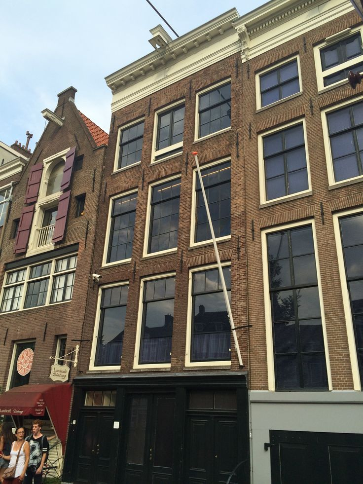 17 Best ideas about Anne Frank Haus on Pinterest