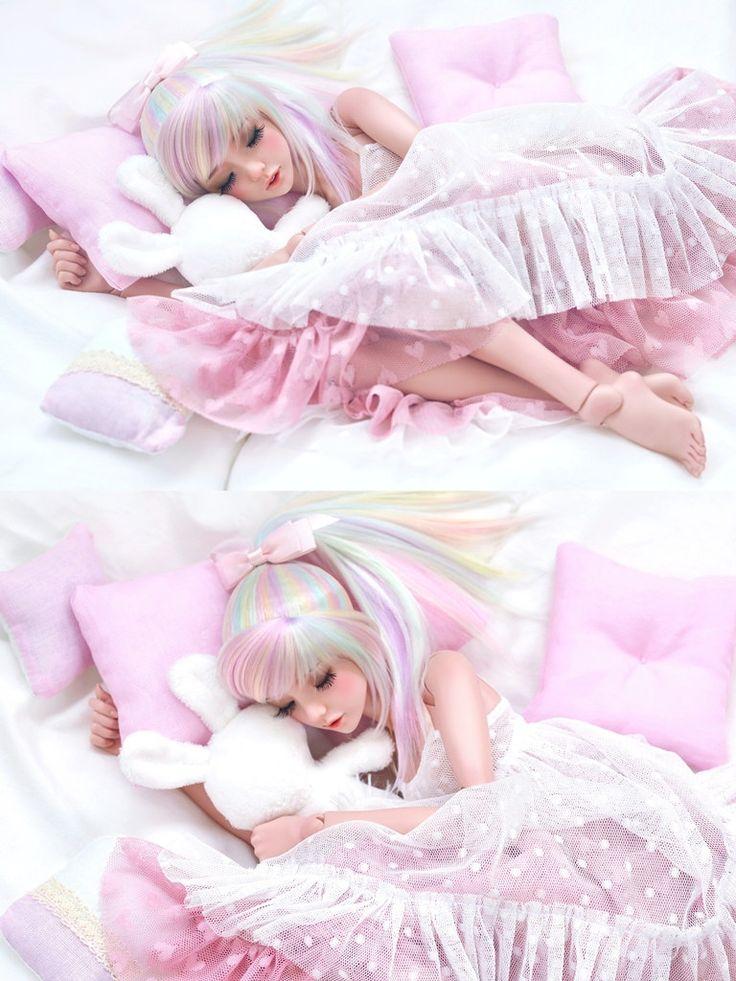 Narae BJD doll by 4arllin