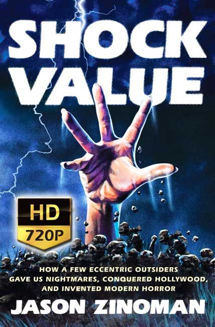 Shock Value Language : English  Genre : Comedy, Horror  Duration : 1h31 min  Size : 1.04 GB  Quality : WEB-DL  Release Year : 2014  Submit By : Anonymous  Release NameNew :  Description : Struggling \'B\' movie Director blackmails a serial killer to be the star of his next film.