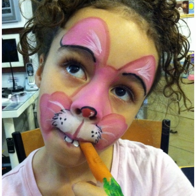 9 best dress up images on Pinterest Face paintings Animal faces