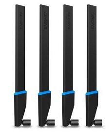 New Linksys High Gain 4 pack of Antennas Review