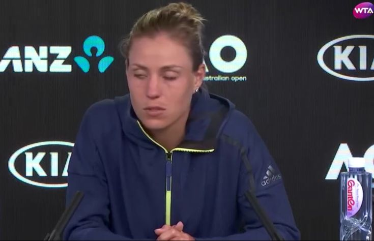 At the end, even if you do not reach your desired goal, you feel ok when you are deeply aware that you give everything you could in the fight, focused, trying to surpass your rival. And, at the same time, you admit that, despite it, your rival played consistently and a little bit better. #grande #kerber and #halep 👏👏👍💪😊🎾 #ausopen #melbourne #australia 📹#wta   https://www.facebook.com/toachings/posts/2049354985079895