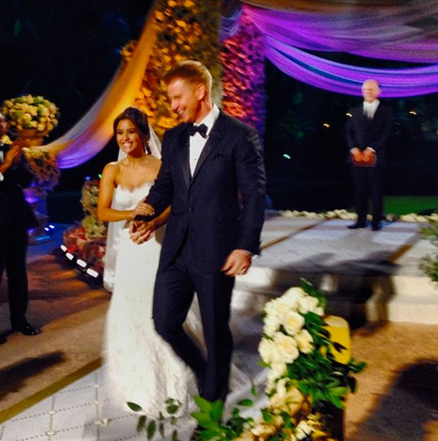 sean and catherine wedding