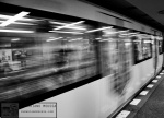 BERLIN TRAIN GOING