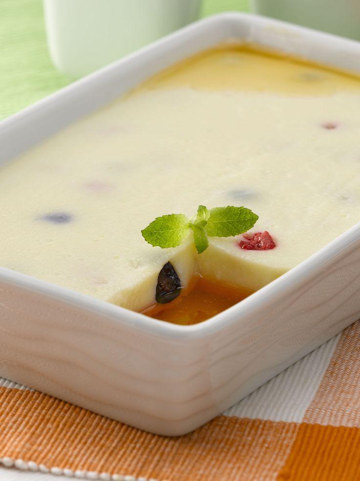 ¡Qué rica una Sémola con Leche y Berries! Y más rica si está libre de Lactosa. Disfruta de lo saludable junto a tu familia.