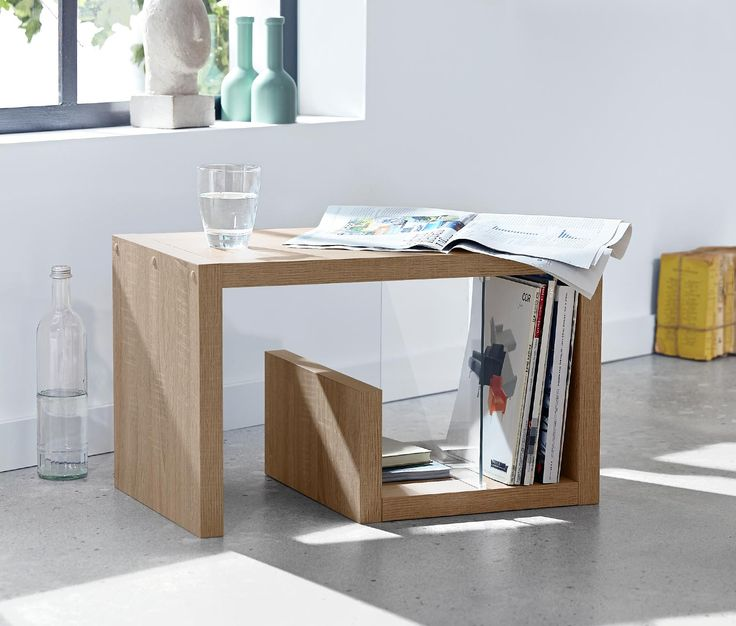 Variálható kisasztal 309183 a Tchibo-nál.