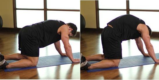 Lower back stretches for warm-up before workouts.Lower back stretch for pain relief, To avoid muscle cramps while working out. Procedures explained detaily.