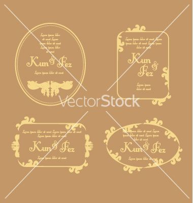 get stuck for borders? this could help...  Wedding+invitation+print+template+vector+3215343+-+by+Fatichah on VectorStock®