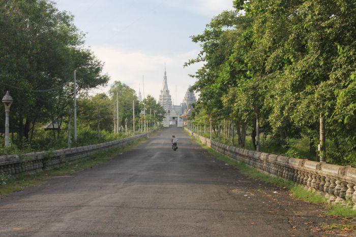 Temple à Kampong Cham - www.worldwildbrice.net