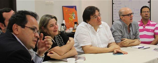 Beca de periodismo cultural Gabriel García Márquez (I). Foografía: Milton Ramírez @FOTOMILTON