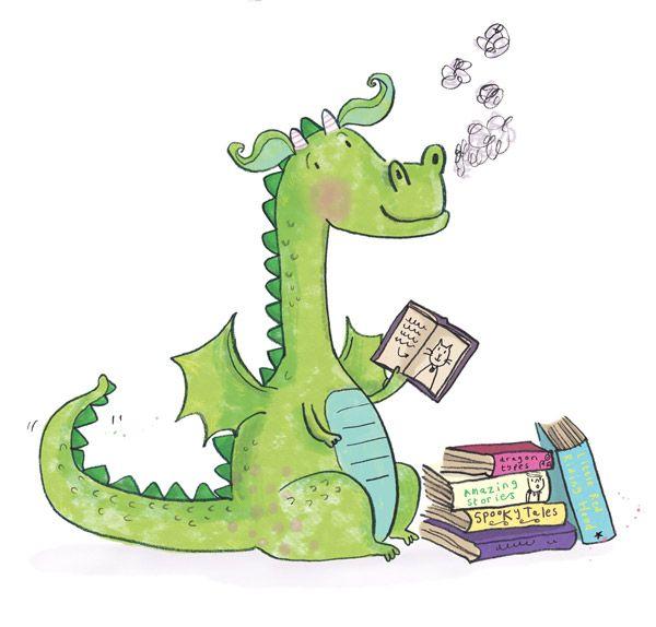 Little Dragon by Kate Pankhurst.