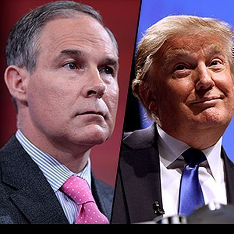 In this video, Scott Pruitt, Donald Trump's nominee for Administrator of the Environmental Protection Agency (EPA) testifies against the…