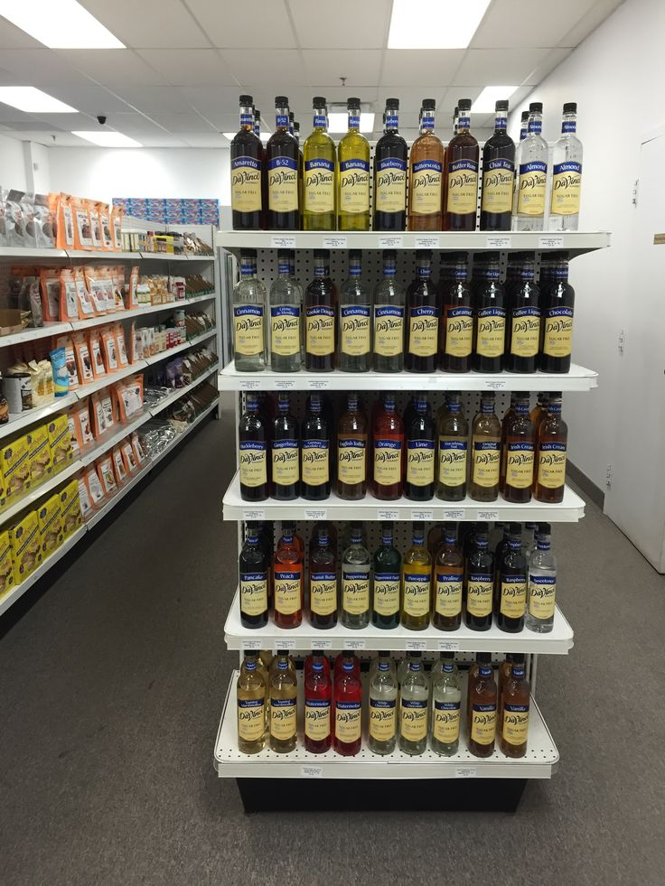 DaVinci Syrup - Low Carb Canada
