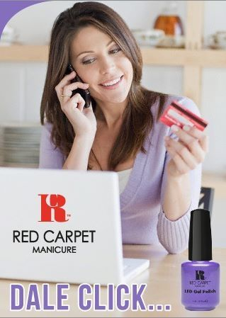 Adquiere tus productos en un solo click... http://redcarpetmanicure.com.mx/