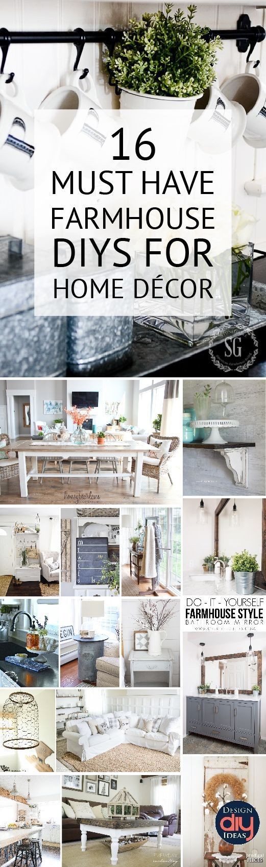 522 best images about farmhouse ideas & decor on pinterest