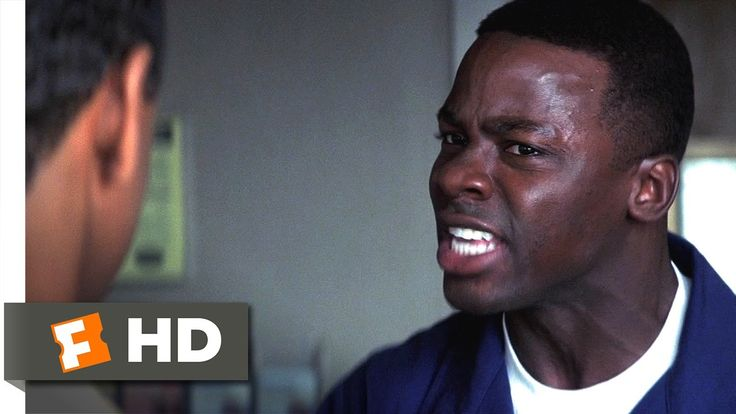Antwone Fisher (1/3) Movie CLIP - Antwone Makes a Scene (2002) HD - YouTube