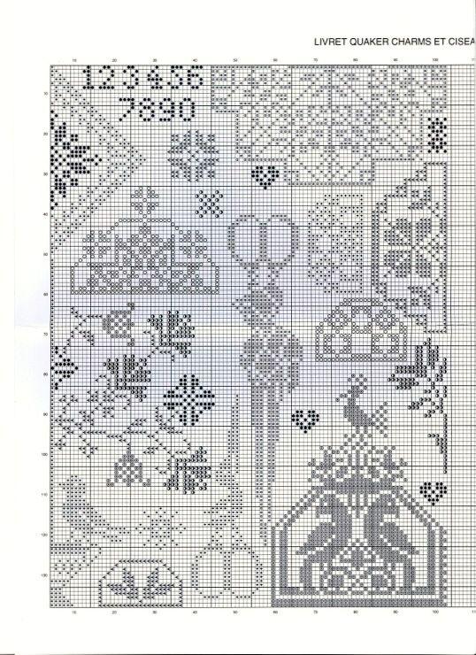 Gallery.ru / Фото #109 - 107 Cross Stitching - joobee