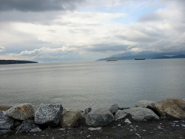 vancouver - kitsilano beach