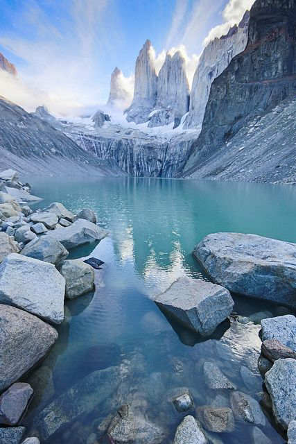 Torres del Paine, Chile by Matt Sims   - Explore the World with Travel Nerd…