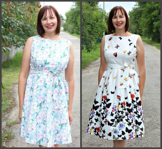 ©Бусинка: Rosegal: Платья в стиле ретро.