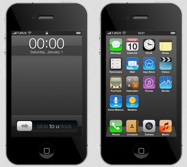 How I made an iPhone 4 in CSS3