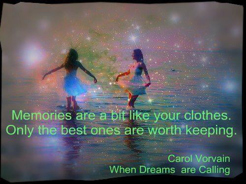 Quotes- Memories
