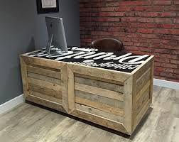 Image result for pallet furniture desk designs