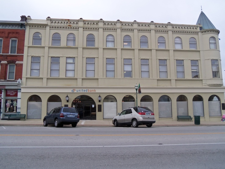United Bank 200 E Main Street Georgetown Ky Once The Location