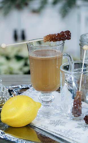 RECIPE: Hot Buttered Rum