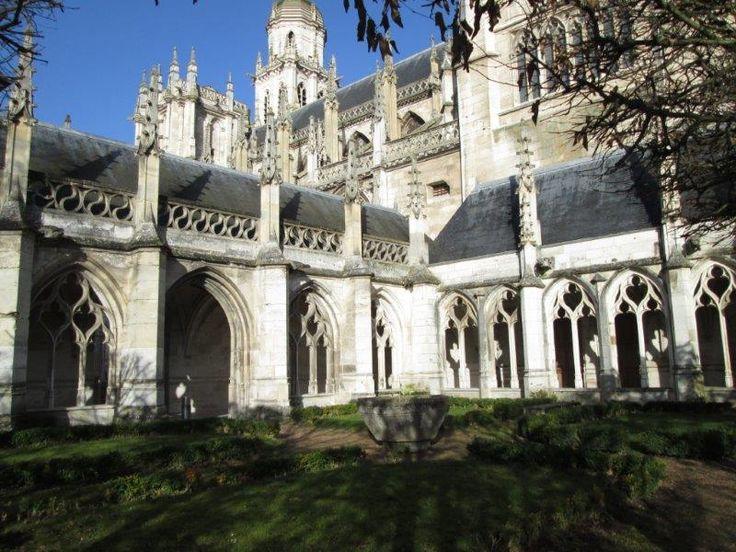 Cathédrale cloître