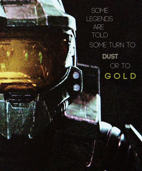 Master Chief, we shall remember him for centuries!