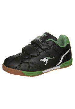 KangaROOS - HECTOR COMBO - Sneakers - black/green
