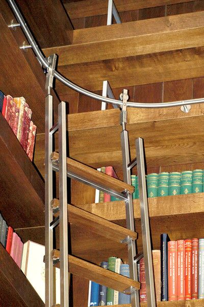 Best 25 Library Ladder Ideas On Pinterest Library