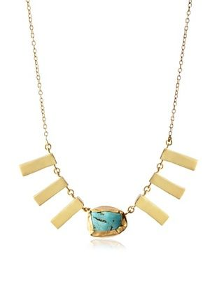 66% OFF Zariin Artsy Chic Turquoise Necklace
