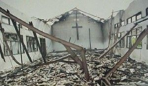 Raymond Ibrahim: Easter under Islam, Churches under Attack  09Apr15