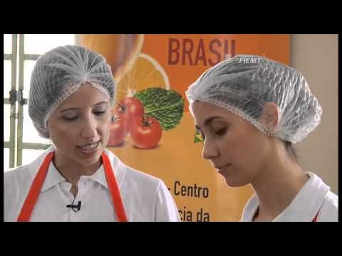 TV Indústria: Salada de casca de abóbora é a dica do SESI Cozinha Brasil...