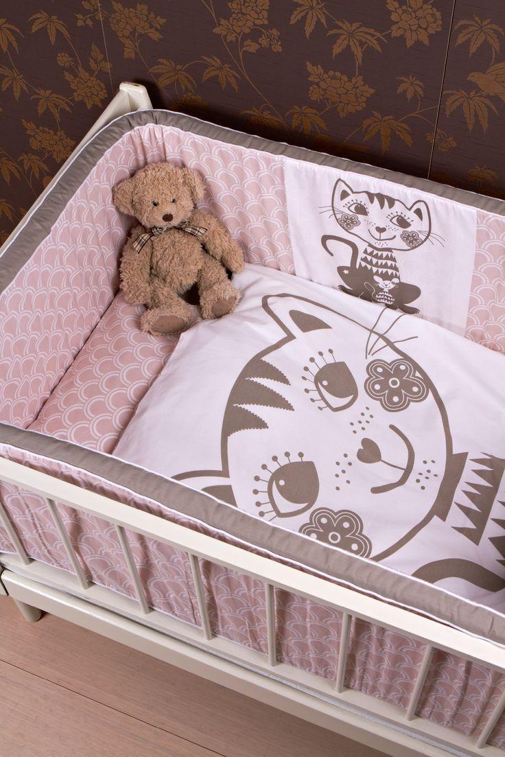 Soulmate sengetøj fra Roommate.