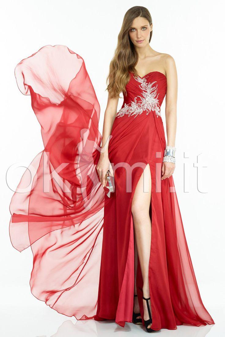 Mejores 102 imágenes de Abiti da Sera en Pinterest | Vestidos ...