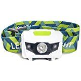 ⚽ #5: LED Headlamp - Great for Camping, Hiking, Dog Walking, and Kids. One of the Lightest (2.6 oz) Headlight. Best… #ad #Fitness